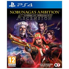 PS4 - Nobunaga's Ambition Sphere of Influence