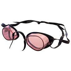 Occhialino Svedese Nuoto - Tinta Unita - Tg Unica - Colore Rosa