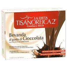 Tisanoreica 2 Style Bevanda Al Gusto Di Cioccolata 4 Preparati