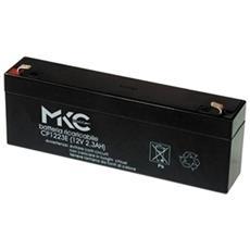 Batteria Al Piombo 12v 2,3a Ermetica Senza Manutenzione