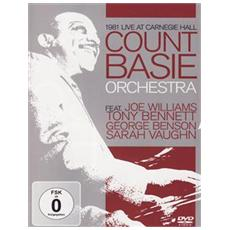 Dvd Basie Count - At Carnegie Hall