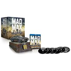 Mad Max Anthology - High Octane Edition (5 Blu-Ray+Dvd+Modellino In Poliresina)