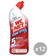 Set 12 Igiene Totale 700 Ml. Detergenti Casa