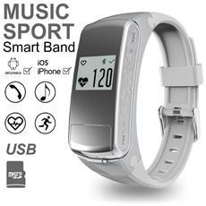 Smart Band / auricolare Bluetooth F50 Fitness Activity Tracker Bluetooth Notifiche