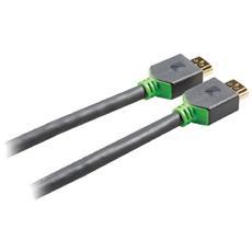 KNV34000E30, HDMI, HDMI, Maschio, Maschio, Dritto, Dritto