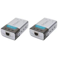 Adattatore Power Over Ethernet (PoE) 5VDC / 12VDC