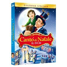 DVD CANTO DI NATALE - IL FILM (es)