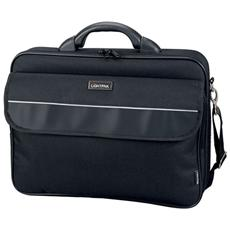 "Borsa Notebook fino a 17"" in Poliestere Nero 46111"