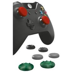 Confezione da 8 cappucci antiscivolo per pollice per controller Xbox One
