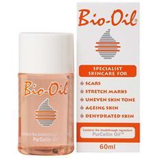 bio oil olio dermatologico 60 ml cicatrici smagliature