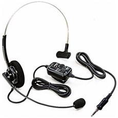 Vc-24 / ssm-64a Cuffia Microfono C / vox Per Vx-8 Vx-6 Ft-270 Vx-7r