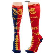 Harley Quinn - Property Of The Joker Knee High Socks Calzini