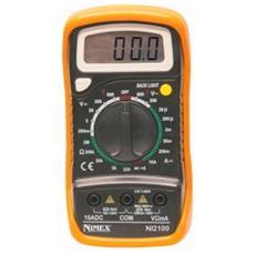 09/07800-00 Multimetro Digitale 3 1/2 Lcd Ni2100