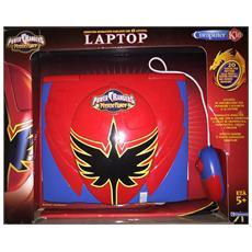Computer Educativo Laptop Power Rangers Clementoni