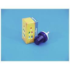 Lampada Strobo Blu, Per Piccoli Ambienti Con Base E-14, Eurolite