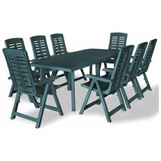 Set Tavoli da Giardino con Sedie: prezzi e offerte - ePRICE