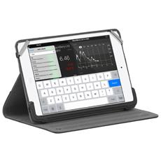 """Tabzone 7"""" Custodia a libro Nero compatibile Apple iPad Mini"""