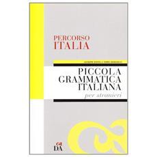 Piccola grammatica italiana