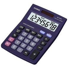 MS-8VER - Calcolatrice da Tavolo 8 Cifre
