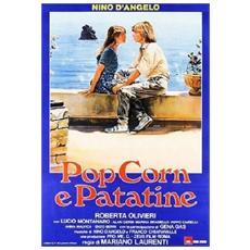 Dvd Pop Corn E Patatine