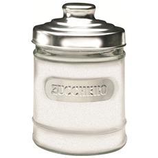 Barattolo Tondo per Zucchero. Capacit? 0,72 lt