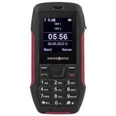 "SX 567 Dual Sim Display 1.77"" +Slot MicroSD Bluetooth Fotocamera Colore Rosso"