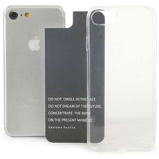 "Cambio Cover Iphone 7 4.7"" Trasparente"