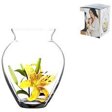 Vaso Bohemia Liscio Cm18 Decorazioni