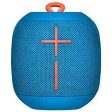 Speaker Wireless Portatile Wonderboom Bluetooth colore Azzurro