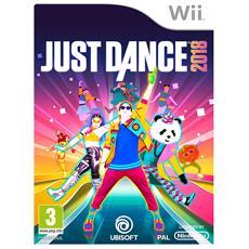 WII - Just Dance 2018
