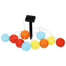 Luci Solari Per Feste 0,6 W Multicolori 5000.370