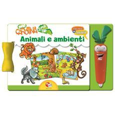 Libro Carotina Animali E Ambienti