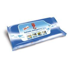 *maxisalviette detergenti al talco 40pz