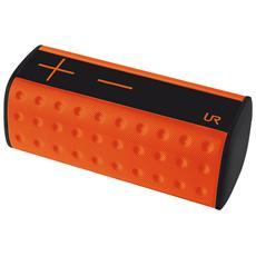 Urban Deci Altoparlante Portatile Bluetooth da 20 W Impermeabile colore Arancione