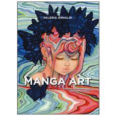 Manga art. Viaggio nell'iper-pop contemporaneo