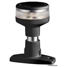 Luce di Fonda 360° Evoled in ABS nero (Blister 1Pz)