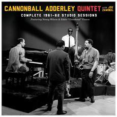 Cannonball Adderley Quintet With Joe Zawinul - Complete 1961-1962 Studio Recordings (2 Cd)