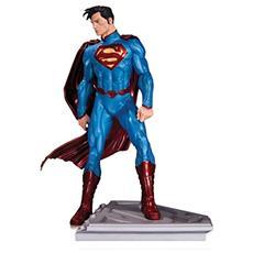 Statua Superman The Man Of Steel Statue John Romita Jr. 18 Cm