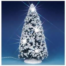 Alberello Di Natale Illuminato - Sparkling Winter Tree Large