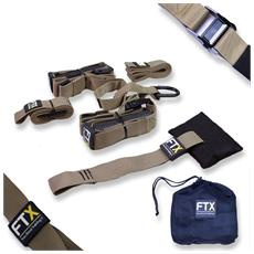 Il Functional Suspension Trainer Fasce Elastiche Sospensioni Da Allenamento Ftx-44
