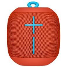 Speaker Wireless Portatile Wonderboom Bluetooth colore Rosso