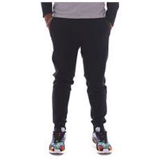Pantalone Uomo Logo Classic Rib Embr Xl Nero