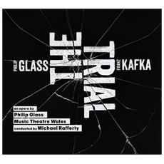 Philip Glass - The Trial / Music Theatre Wales (2 Cd)