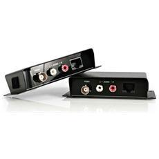 Extender video composito - over Cat5 - Con audio