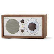 Model One Radio da Tavolo AM / FM ingresso AUX Colore Beige / Noce