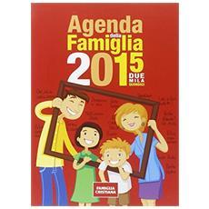 Agenda della famiglia 2015