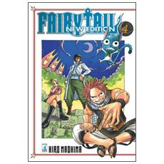 Fairy Tail. New edition. Vol. 4