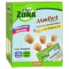 Minirock 24g Vaniglia Cioccolato Bianco 5 Buste
