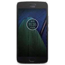 "Moto G5s Grigio 32 GB 4G / LTE Dual Sim Display 5.2"" Full HD Slot Micro SD Fotocamera 16 Mpx Android Italia"