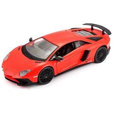 Veicolo Lamborghini Aventador LP 750-4 SV Scala 1:24